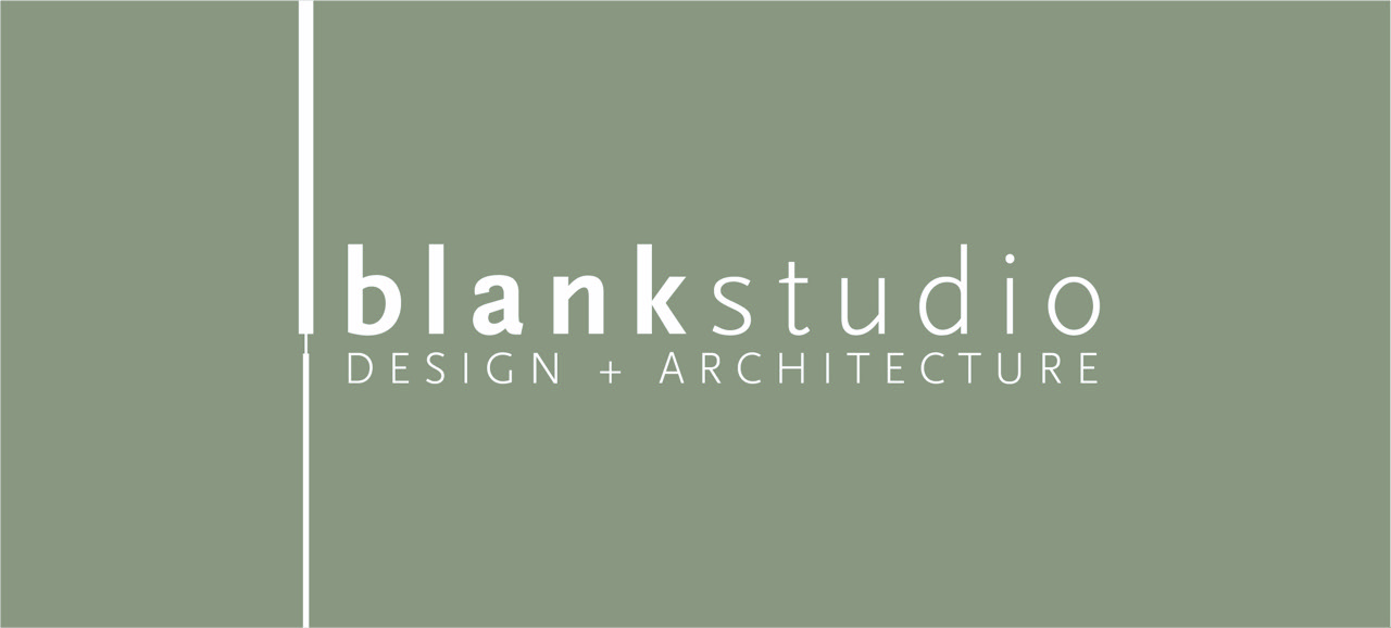 Blank Studio Design + Architecture