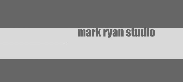 MARK RYAN STUDIO