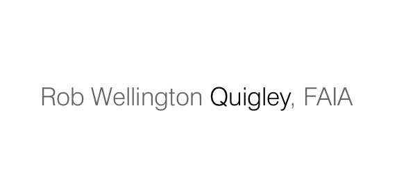 Rob Wellington Quigley