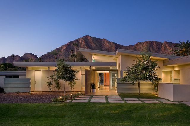 Architecture in phoenix scottsdale carefree paradise valley tempe - Villa decor desert o architecture ...