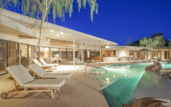alfred newman beadle al modern home pinnacle peak pool