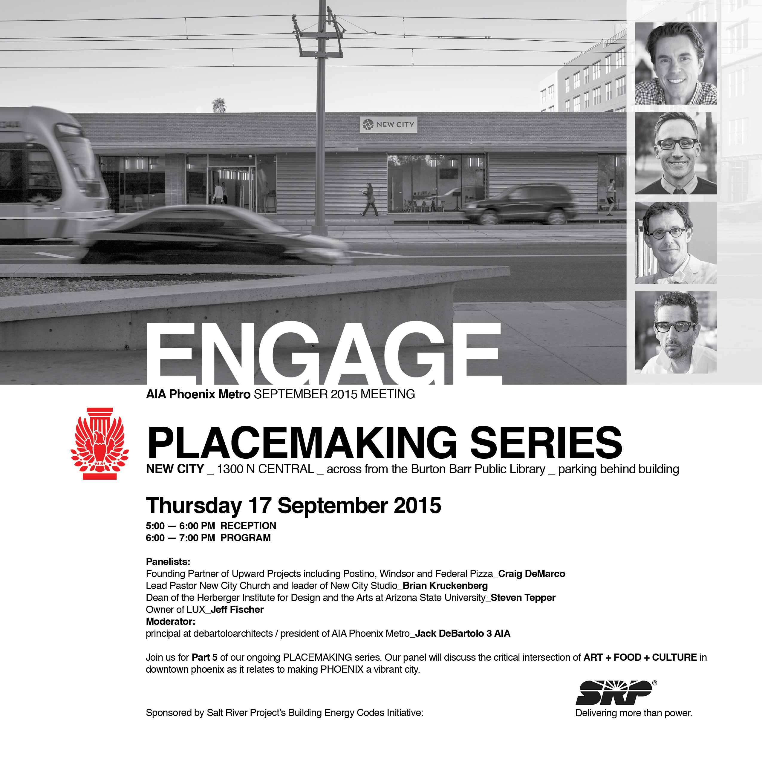 Placemaking Series: Art + Food + Culture