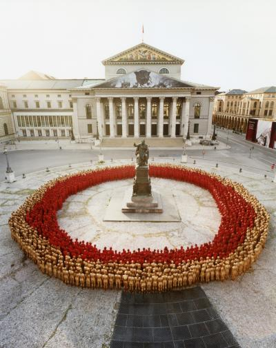 Participant: Photographs by Spencer Tunick from the Stéphane Janssen Collection