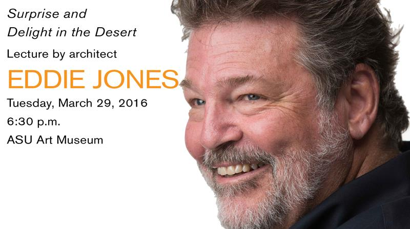 Art + Architecture Lecture: Surprise and Delight in the Desert