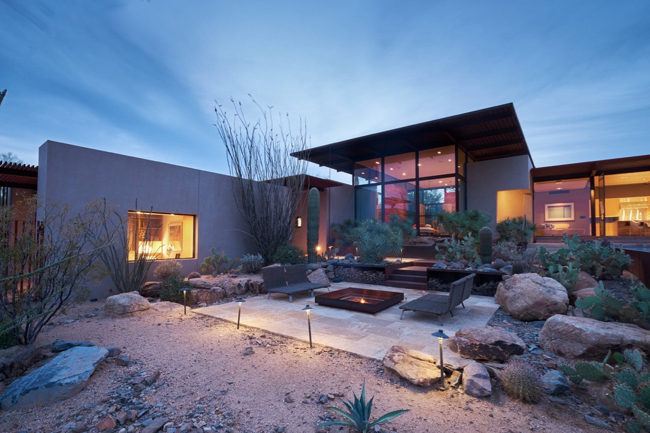 Architecture in phoenix scottsdale for Award winning architects