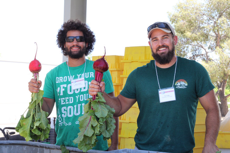 We Got the Beets! 2019 Arizona Food & Farm Forum – April 30 & May 1, 2019