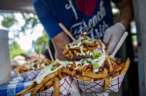 FRIED: French Fry and Music Festival – Saturday, April 20, 2019