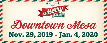 Merry Main St. – Downtown Mesa