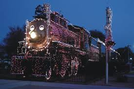 McCormick-Stillman Railroad Park Holiday Lights