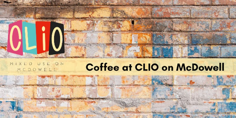 Coffee at CLIO