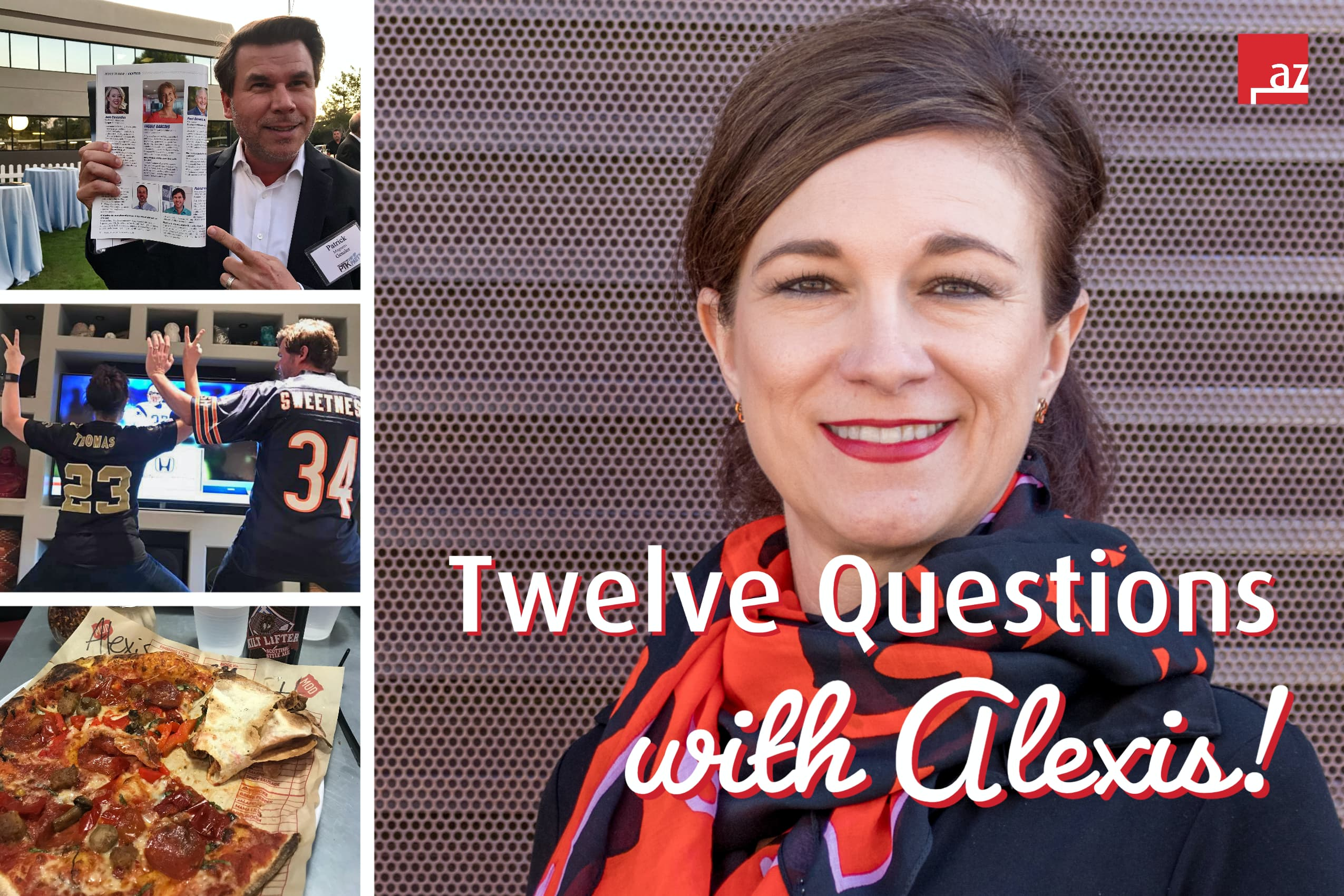 12 Questions with Alexis Magness!